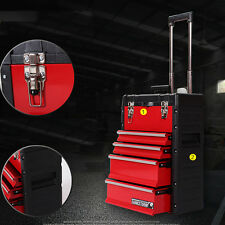 Tool Box Lockable Portable Plastic Toolbox With Multiple Compartments