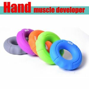 Gripper Gripping Ring Hand Carpal Expander Arm Finger Strength Trainer