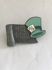 Disney Pins WDW Hat Series Mad Hatter