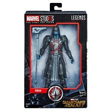"""Marvel Legends Marvel Studios-ronan the Accuser 6""""/the first 10 Years"""
