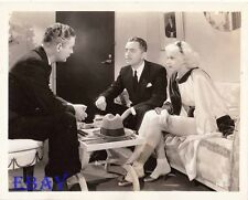 Jean Harlow William Powell VINTAGE Photo Reckless