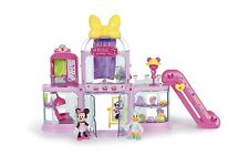 Disney Junior Minnie's Shopping Mall Minnie Mouse & Daisy IMC Toys Girl Pink New