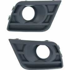FOR CHEVROLET CAMARO LS/SS/ZL1 2014 2015 FOG LAMP BEZEL RIGHT & LEFT