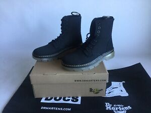 dr martens combs tech Uk Size 6 BRAND NEW BOXED