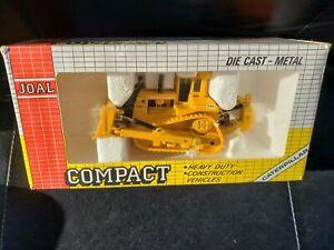 Joal Compact Caterpillar CAT D-10 Dozer Reference #220 Spain 1/70 (NOS)