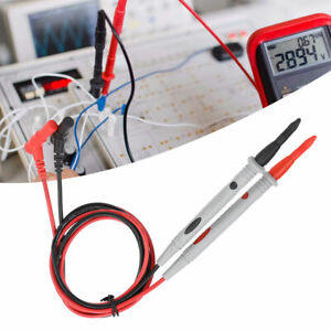 3 Pairs Universal Probe Test Leads Cable Digital Multimeter 1000V 20A CAT III
