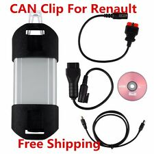 New CAN Clip For Renault V175 Latest Renault Diagnostic Tool Multi-language
