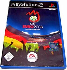 Uefa EURO 2008 (Sony PlayStation 2, 2008, DVD-box)