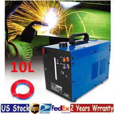 Industrial Water Chiller 10l Tig Welder Torch Water Cooling Cooler 035mpa60hz