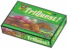TriQuest! Racing Board Game