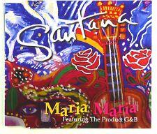 Maxi CD - Santana - Maria Maria - A4683