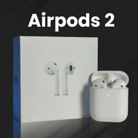Latest Model Of Apple Airpods 2 Touch Screen Pop-up With Wireless Charging Box