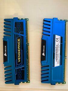 Corsair Vengeance 16GB (2 x 8GB) PC3-12800 (DDR3-1600) Memory (CMZ16GX3M2A1600C1