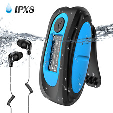 AGPTEK IPX8 Waterproof Multifunction HIFI Lossless Sound Quality Music MP3 Playr