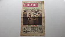 THE BEATLES  MERSEY BEAT PAPER ORIG 1964 VOL 3 No  71  APRIL 9- APRIL 23  1964