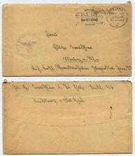 41914 - Feldpostbrief - Koblenz 4.4.1941 nach Mainz - mit Inhalt