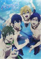 Free ! Eternal Summer Official Fan Book Anime Character Art & Guide Book Japan