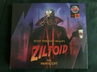 DEVIN TOWNSEND ~ ZILTOID THE OMNISCIENT [2 DISC SET - USED] (2007, INSIDEOUT)