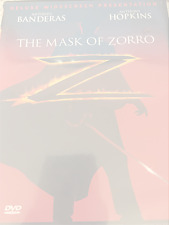 The Mask of Zorro Deluxe Widescreen Presentation DVD