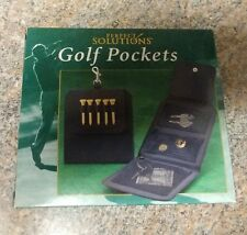 Perfect Solutions Golf Pockets - Black - New