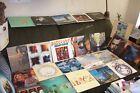 25 CT PROGRESSIVE, ART ROCK LP LOT w GENESIS, UFO, CAMEL, BRAND X, PFM, JM JARRE