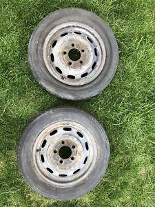 Porsche 911,912,356, wheels 1967 15x5.5 10/67
