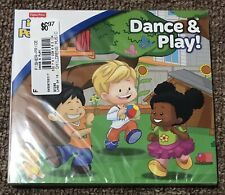 Fisher Price Little People: Dance & Play! by Various Artists Children's CD, NEW
