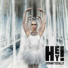 Subway to Sally - Hey! Fan Edition CD+DVD NEU OVP