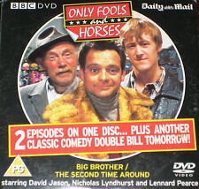 Only Fools And Horses - Big Brother / The Second Time Around (DVD)