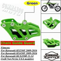 Motorcycle Rear Chain Guide Guard Protector Slider For KAWASAKI KX450F 2009-2019