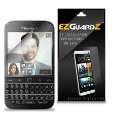 2X EZguardz LCD Screen Protector Cover HD 2X For BlackBerry Classic Q20 (Clear)