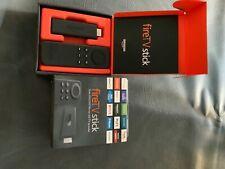 Amazon Fire TV Stick (1st Generation) Media Streamer - Black