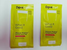 DEVACURL WAVE MAKER TOUCHABLE TEXTURE & VOLUME WHIP MOUSSE - 30 ml - 2 PACKS