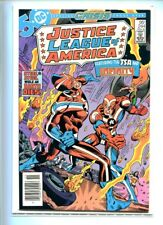 JUSTICE LEAGUE OF AMERICA #244 NM 9.4 CANADIAN PRICE VARIANT FIERY COVER GEM