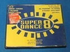 Super Dance Plus 8 (1995, #zyx81037) 2 Unlimited, Clock, Rednex, Scoote.. [2 CD]
