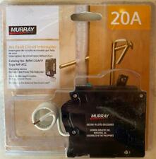 LOT OF 10 MURRAY MPA120AFP 20A ARC-FAULT AFCI TYPE MP-AT2 CIRCUIT BREAKER NEW