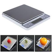 Modern 2000g/0.1g Jewelry Kitchen Baking Balance Precision Weight Digital Scale