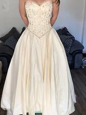 wedding dress size 8