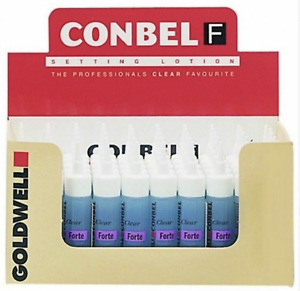 GOLDWELL CONBEL SETTING LOTION CLEAR FORTE STRONG HOLD CHOOSE OPTION FREE P&P