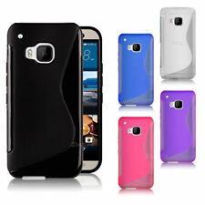 Matte Silicone/Gel/Rubber Mobile Phone Cases, Covers & Skins for HTC