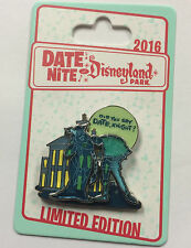 Disneyland Park 2016 DATE NITE Haunted Mansion Ghosts Stained Glass LE Pin