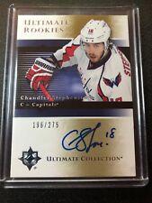 Chandler Stephenson 2015-16 Ultimate Collection Rookies /275 Washington Capitals