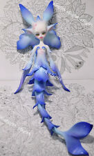 1/6  bjd doll ball jointed dolls fish doll white doll without make up