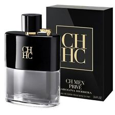 CH MEN PRIVE by Carolina Herrera for men cologne edt 3.4 oz 3.3 New in Box