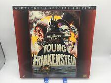 """Young Frankenstein"" Widescreen Special Edition Laserdisc LD - Mel Brooks"