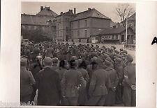 WW2 Tedesca Prigionieri of War prigionieri di guerra in Caserma composto ?