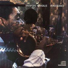 Branford Marsalis - Renaissance (CD, Oct-1987)  NEW