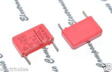 10pcs - WIMA MKS4-R 0.01uF (0.01µF 0,01uF 10nF) 250Vac pich:15mm X2 Capacitor