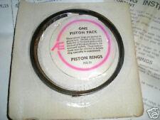 NOS 1948-1954 Norton Dominator Piston Rings 79mm STD