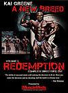 bodybuilding dvd KAI GREENE REDEMPTION